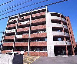 京都府長岡京市神足3丁目の賃貸マンションの外観