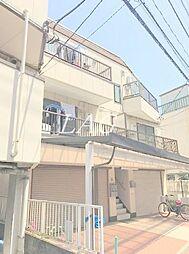 東京都板橋区大山町の賃貸マンションの外観