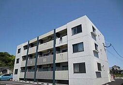宮崎県宮崎市大字熊野の賃貸マンションの外観