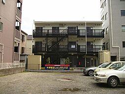 埼玉県川口市西青木1丁目の賃貸マンションの外観