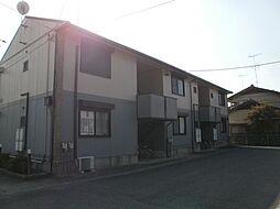 フラワーレジデンス森田 七番館[1階]の外観