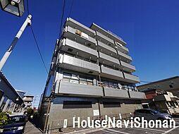 湘南ハナビル[4階]の外観