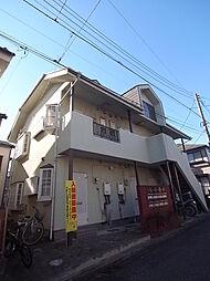 プリンスコーポNISHIYAMA[102号室]の外観