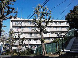 横浜六角橋共同ビル[201号室]の外観
