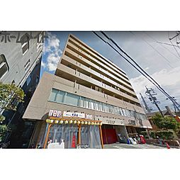 コート西浦マンション[8階]の外観