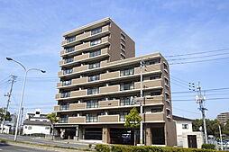 広島県広島市中区南千田西町の賃貸マンションの外観