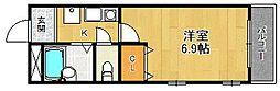西宮SKYハイツ[305号室]の間取り