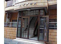 ハイツ中村[1階]の外観