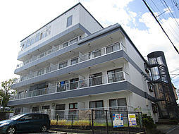 大阪府枚方市藤阪東町4丁目の賃貸マンションの外観