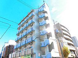 新大阪OM(オーエム)パレス[4階]の外観
