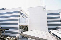 レオパレスイン京都[110号室]の外観