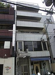 富小路近藤ビル[3階]の外観