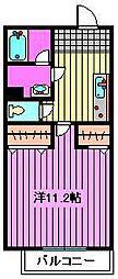 上小−MSK[2階]の間取り