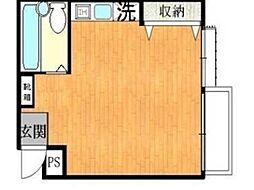 シティーファミリー大塚[3階]の間取り