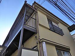 東京都杉並区和泉1の賃貸アパートの外観
