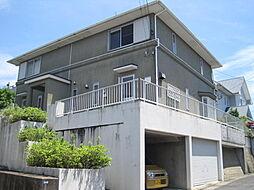 長崎県長崎市三景台町の賃貸アパートの外観