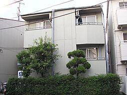 大阪府大阪市平野区平野市町1丁目の賃貸マンションの外観
