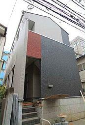 シャンブル東新宿[103号室]の外観