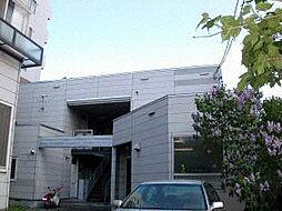コーポ楡[2階]の外観