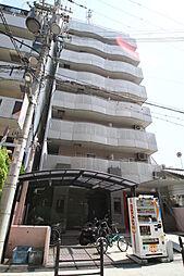 ハイコート駒川[3階]の外観