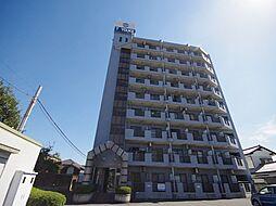 栃木県宇都宮市大寛2丁目の賃貸マンションの外観