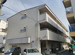 中村マンション[1階]の外観