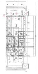 福岡市地下鉄箱崎線 呉服町駅 徒歩13分の賃貸マンション 5階1Kの間取り