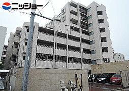 レジディア白壁東[4階]の外観