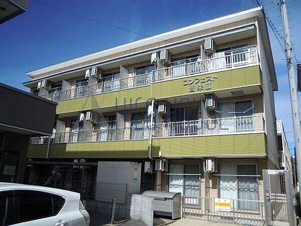 コンフェスト晋栄III 2階の賃貸【埼玉県 / 川越市】