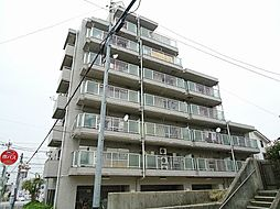 愛知県名古屋市名東区若葉台の賃貸マンションの外観