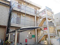 静岡県静岡市駿河区中田2丁目の賃貸マンションの外観