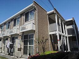 大阪府八尾市南本町5丁目の賃貸アパートの外観