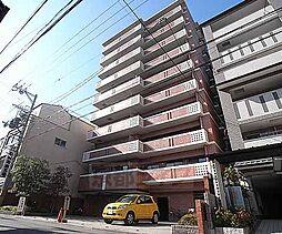 京都府京都市中京区油小路通蛸薬師上る六角油小路町の賃貸マンションの外観