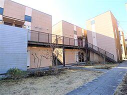 埼玉県春日部市大畑の賃貸アパートの外観