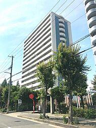 大阪府大阪市住之江区新北島7丁目の賃貸マンションの外観