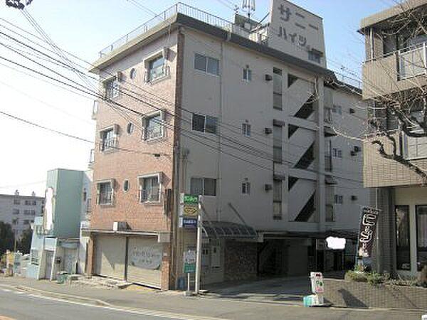 サニーハイツ 4階の賃貸【奈良県 / 生駒市】