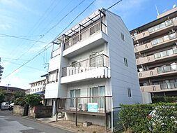 大野コーポ[3階]の外観