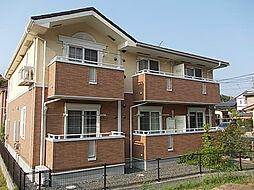 山口県下関市垢田町2の賃貸アパートの外観