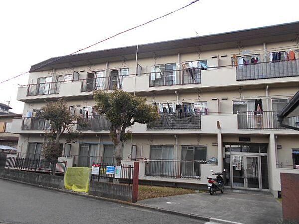 豊栄住宅[207号室号室]の外観