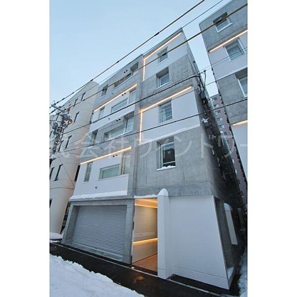 ヴェリタス美術館通 2階の賃貸【北海道 / 札幌市中央区】