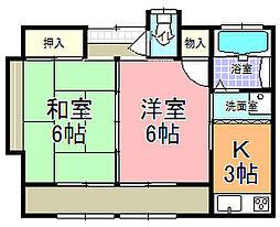 [一戸建] 茨城県那珂市菅谷 の賃貸【/】の間取り