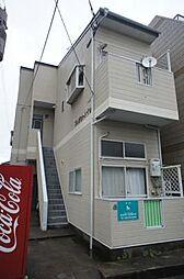 福岡県福岡市中央区地行2の賃貸アパートの外観