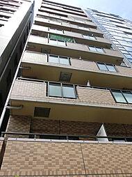 クレール上本町[5階]の外観