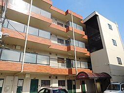 大阪府摂津市鳥飼上2丁目の賃貸マンションの外観
