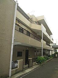 神奈川県川崎市幸区小倉1丁目の賃貸マンションの外観