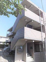 静岡県駿東郡長泉町本宿の賃貸マンションの外観
