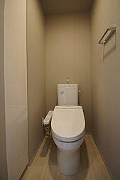 ルフォンブランシェ品川南大井の温水洗浄便座です。