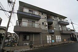 埼玉県川口市坂下町3丁目の賃貸マンションの外観
