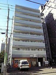 琴似1・6マンション[3階]の外観