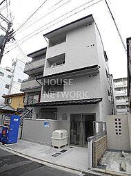 京都府京都市上京区笹屋4丁目の賃貸マンションの外観